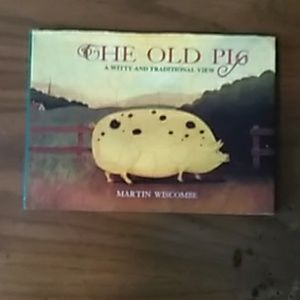 Cute Book ❤️ The Old 🐖 Pig